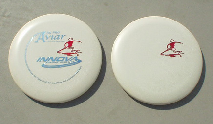 Click Here for dps Logo KC Pro Aviar Discs